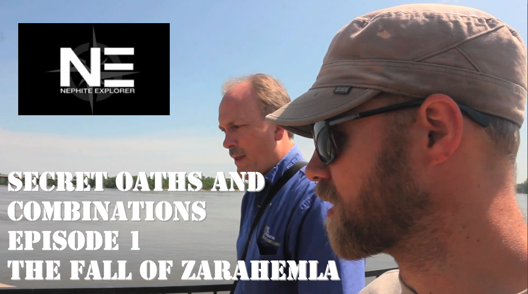 Secret Oaths and Combinations 1: The Fall of Zarahemla