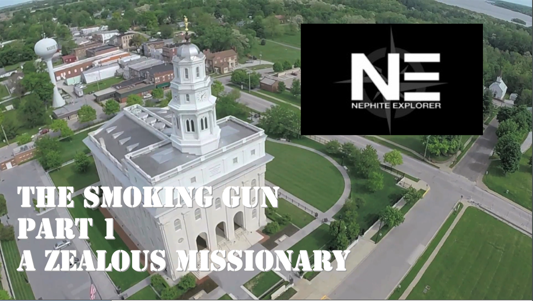 The Smoking Gun 1: A Zealous Missionary