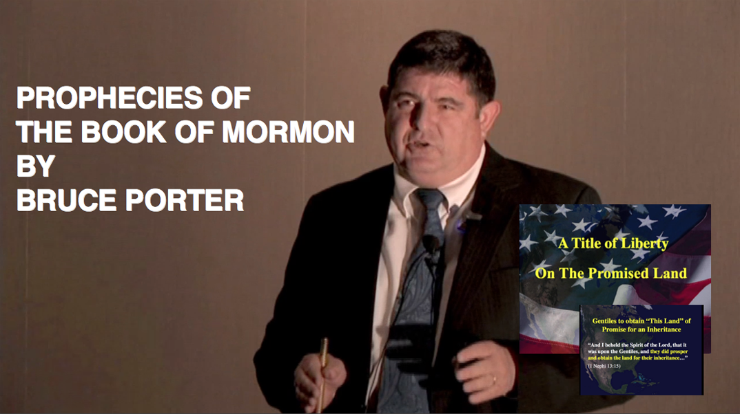Prophesies of the Book of Mormon by Bruce Porter