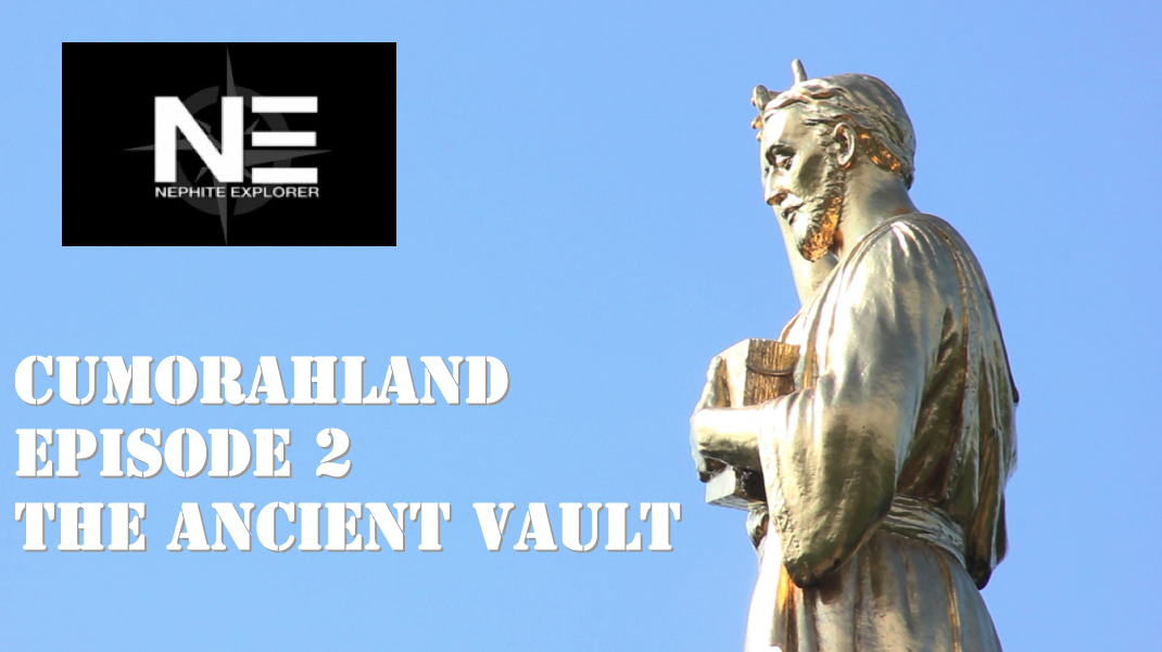 Cumorahland 2: The Ancient Vault