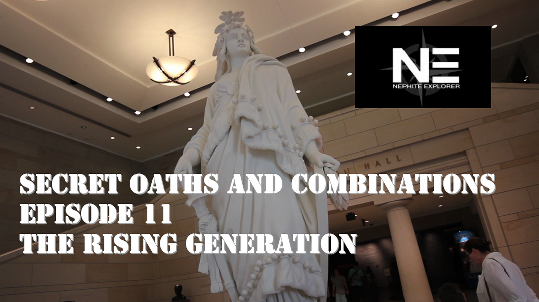 Secret Oaths and Combinations 11: The Rising Generation