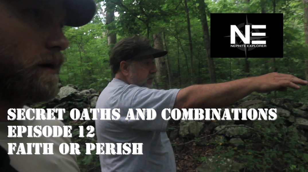 Secret Oaths and Combinations 12: Faith or Perish