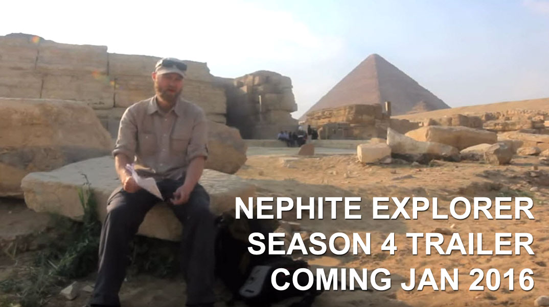 Nephite Explorer Season 4 Coming Soon