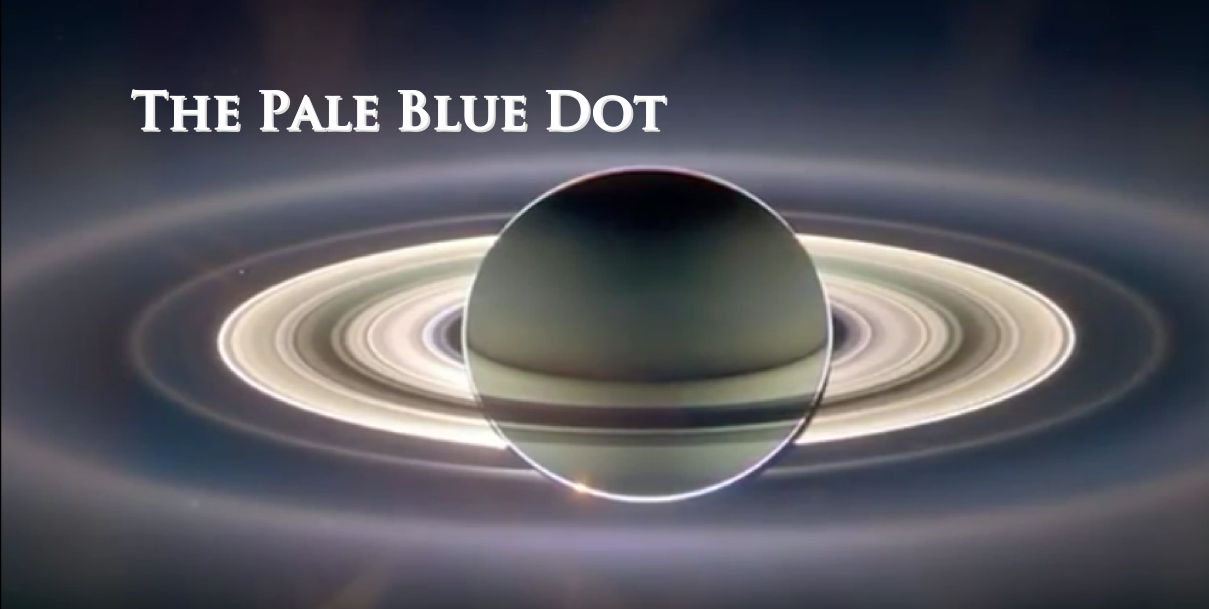 The Pale Blue Dot – The Sagan Series