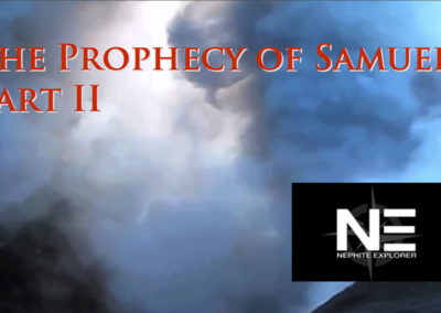 The Prophecy of Samuel – Part II
