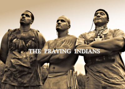 THE PRAYING INDIANS