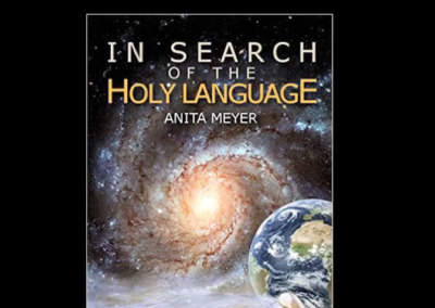In Search of the Holy Language by Anita Meyer
