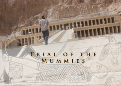 Trail of the Mummies part one
