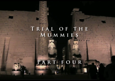 Trail of the Mummies part 4