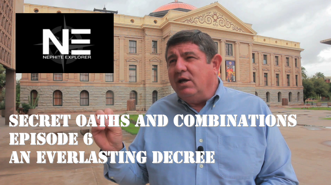 Secret Oaths and Combinations 6: An Everlasting Decree