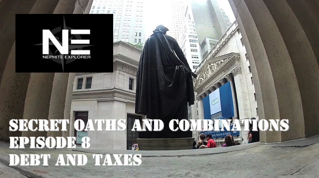 Secret Oaths and Combinations 8: Debt and Taxes