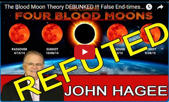 Will the end come in September? Shemitah and 4 blood moons?
