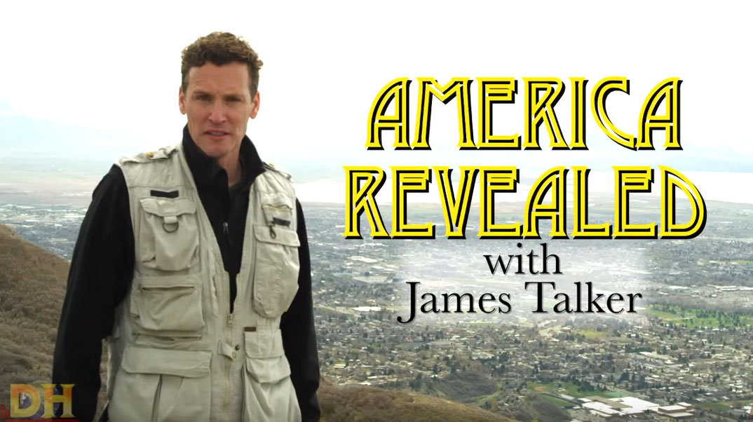 America Revealed with James Talker (Spoof)