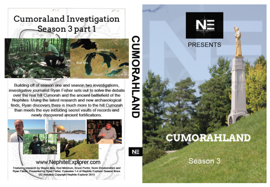 Season 3 investigations now on DVD in the Bookstore!