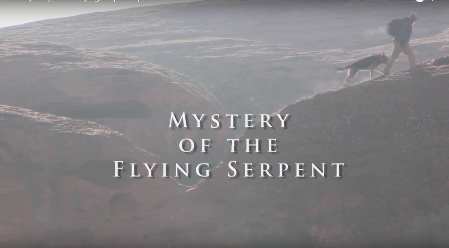 The Mystery of the Flying Serpent Part 1