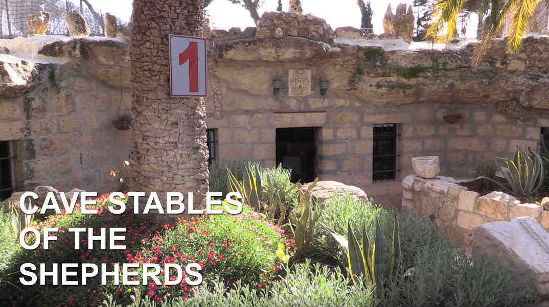 Cave Stables of the Shepherds