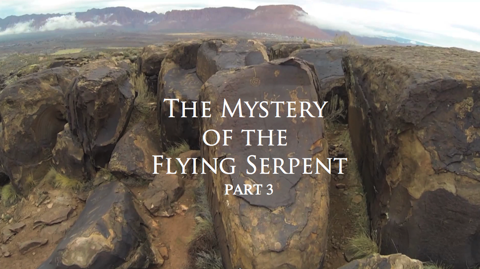The Mystery of the Flying Serpent Part 3
