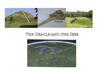 The Oracle and the Seer by Rick Osmon