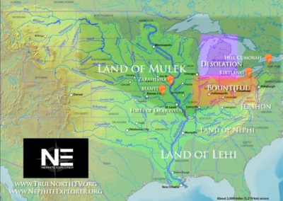 Recreating the Lost Nephite Map – Part 2