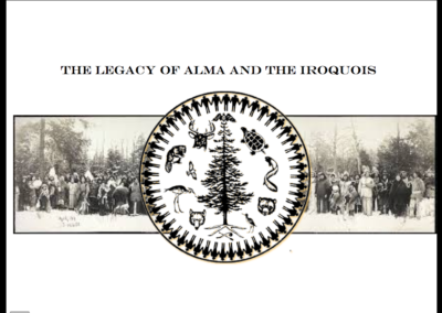 The Legacy of Alma and the Iroquois