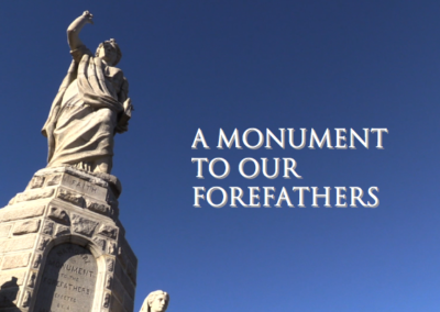 A Monument to our Forefathers