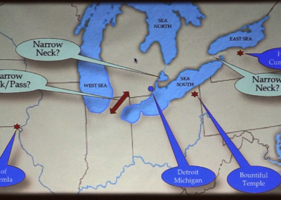 Book of Mormon Geography – UPDATED by Wayne May