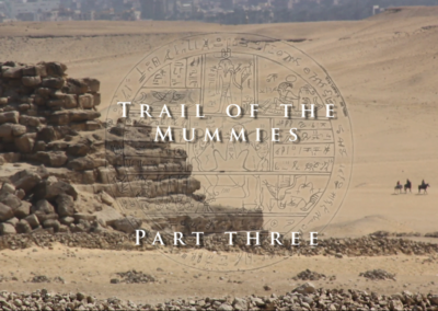 Trail of the mummies part 3