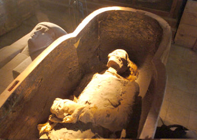Trail of the Mummies Part 5